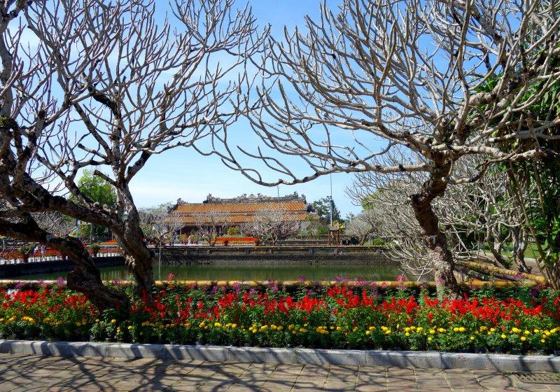 tet vietnam hue citadelle